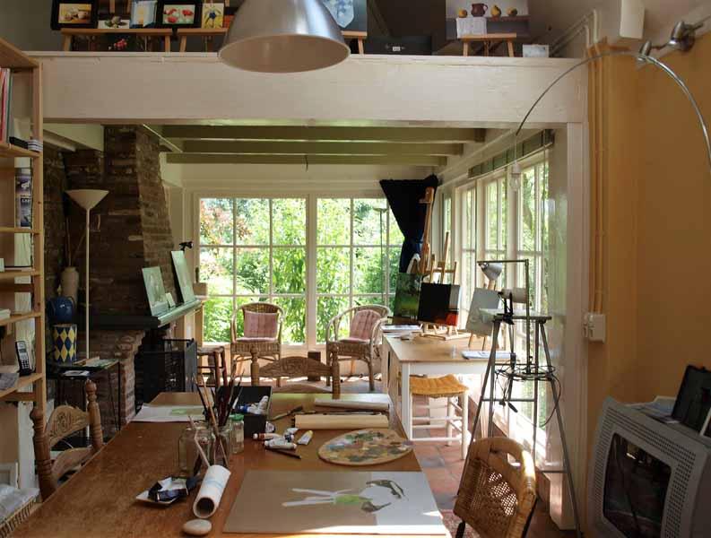 Atelier Den Doorn